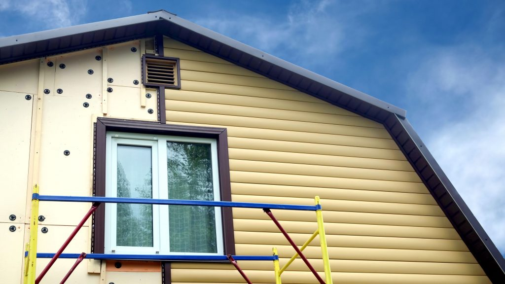 siding installation cost