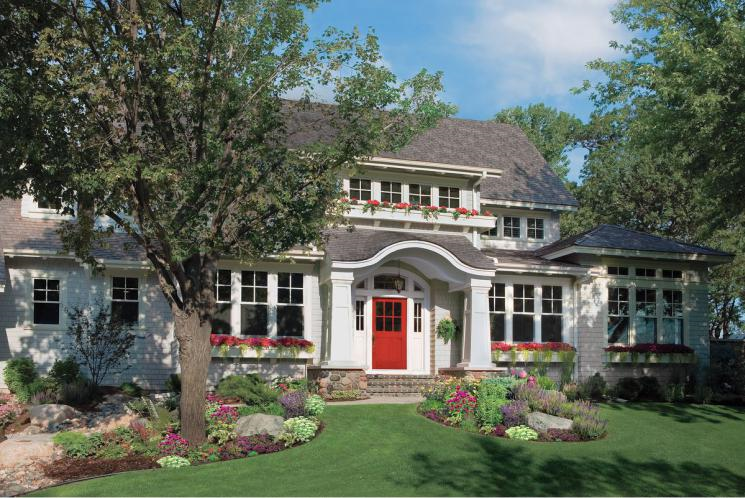 Modern House Curb Appeal - How to Add Value to Your Home and Up Its Curb Appeal