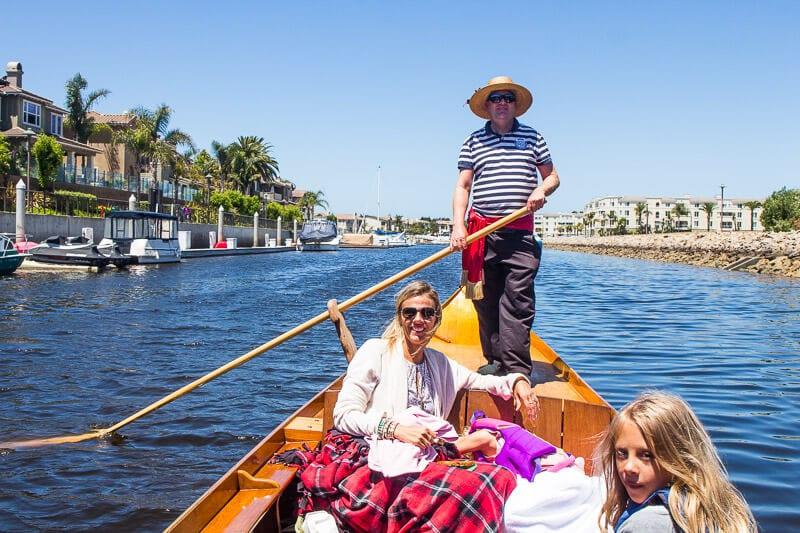 travel blog while Ventura